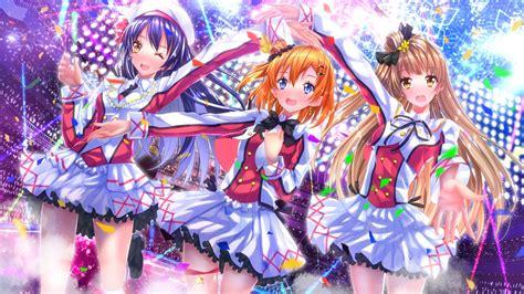 dancing anime girl live wallpaper 艦これ 壁紙 ラブライブ 壁紙 ラブライブ 園田海未 高坂穂乃果 南ことり lovelive sonoda