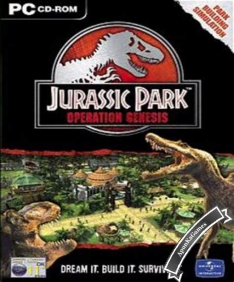 download full version jurassic park the game jurassic park operation genesis pc game download free
