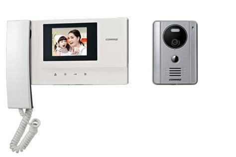 Door Intercom by Commax Door Intercom System Kit Cdv35a Drc4g Ebay