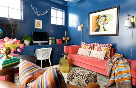 bright home decor make way for eclectic home d 233 cor