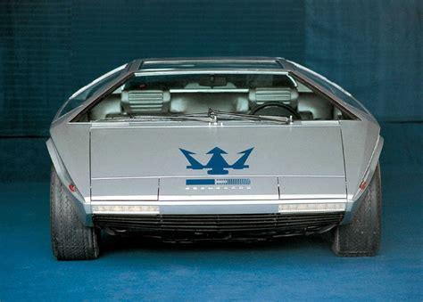 maserati boomerang 1970s supercars maserati boomerang
