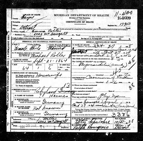 Birth Records For Detroit Michigan Lovely Photograph Of Where To Get Birth Certificate In