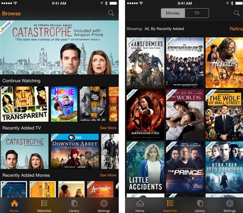 amazon movie amazon prime video introduces offline viewing for iphone