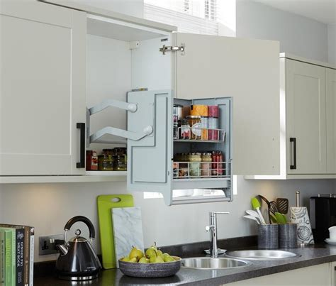 kitchen cabinet pull down shelves pull down shelf kitchen universal design pinterest