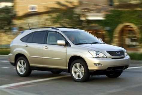 2004 lexus rx330 mpg 2004 lexus rx 330 reviews specs and prices cars