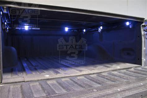 led bed lights recon led bed rail light kit f150 f250 f350 26417