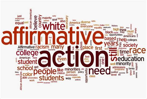 Job Resume Definition by Affirmative Action Assignment Point