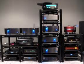 Audio Component Rack Systems Naturephoto1 S 2 Channel Listening Room Home Theater System