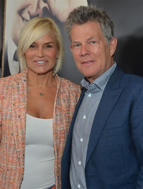 how did yolsnda foster meet david foster yolanda hadid admits on air why she never thought her