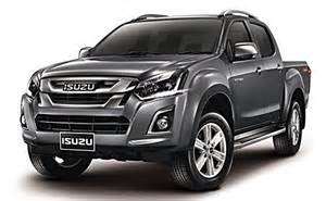Isuzu Equator 2017 Isuzu Dmax Is An All New 2015carspecs