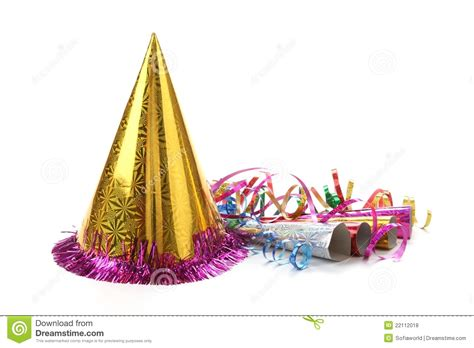 year clipart party hats  horns clipground