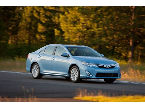 toyota camry 2013 mpg 2013 toyota camry hybrid prices reviews and pictures u
