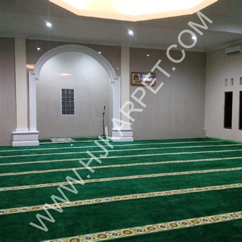 Karpet Masjid Bogor karpet masjid bumi kencana asri cimanggu bogor