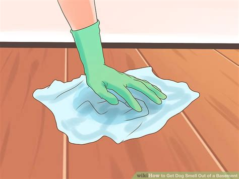 how do you get dog smell out of your house dog urine odor on wood floors image titled neutralize dog urine odors step 14 image