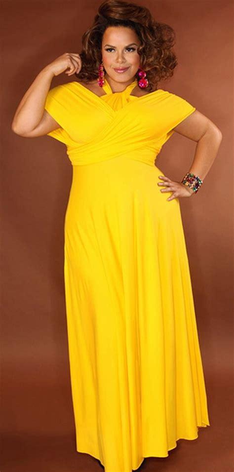 Cheap Plus Size Yellow Dresses   Prom Dresses Cheap