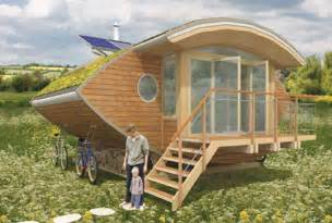 Eco Friendly Home by Build Your Own Eco Friendly House