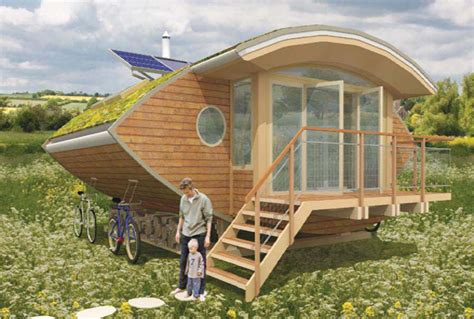 own a home build your own eco friendly house