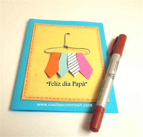 como hago una tarjeta para el da del amor y la amistad como hacer una tarjeta bonita para d 237 a del padre