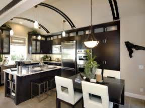 designlens arched ceiling sxgnd hgtvcom kitchen layout options and ideas pictures tips amp more hgtv