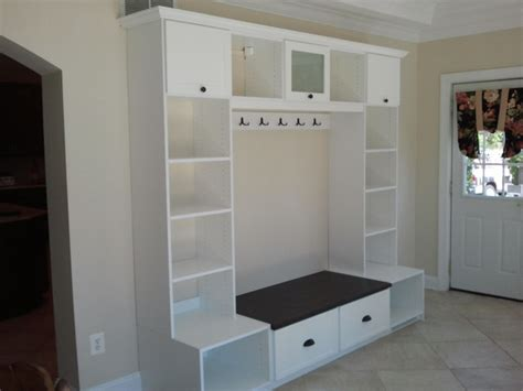 Mudroom Closet Designs by Entryway Mudroom Traditional Entry Baltimore By