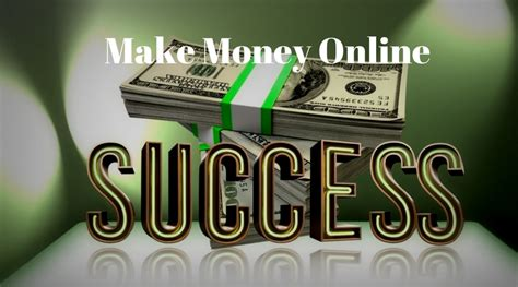 Make Money Online - 5 sure ways to make money online start today nourish the planet