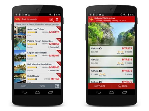 airasia mobile app airasiago one stop online travel portal launches handy