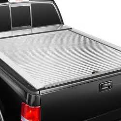 Retractable Tonneau Covers For Trucks Truck Covers Usa 174 Cr201 White American Roll Retractable