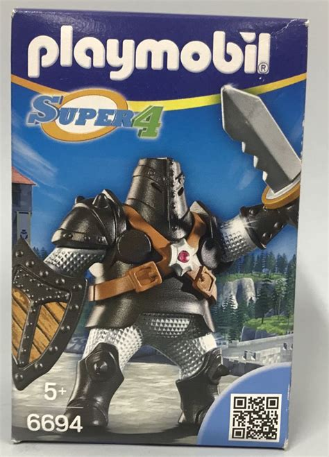 Black Colossus playmobil set 6694 black colossus klickypedia