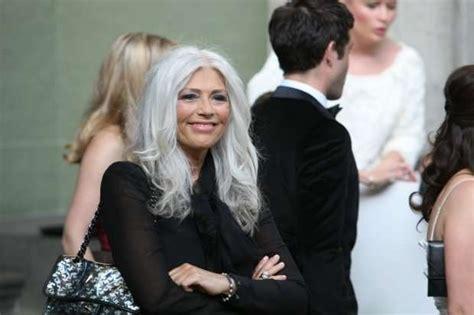 grey hair on ordinary women 13 best gun britt zeller style images on pinterest going