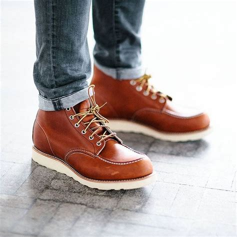 red wing boat shoes 25 best ideas about red wing boots on pinterest red