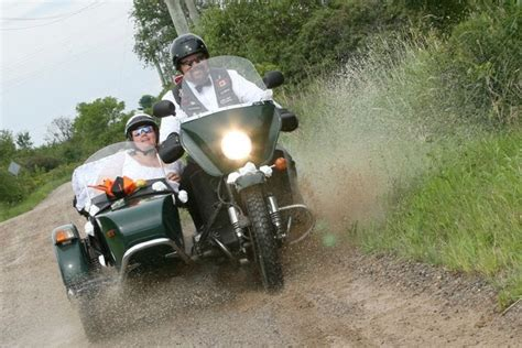 Motorrad Hochzeit by Weddingzilla Biker Motorcycle Weddings