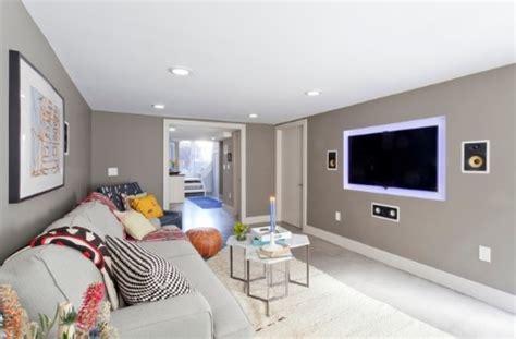 basement colors color guide grey basement ideas home tree atlas