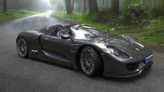 Awesome Porsche Awesome Porsche 918 Spyder Wallpaper Hd Pictures