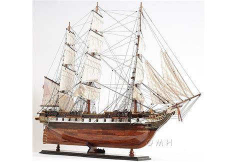 Ship Wood Ship Wooden Model Uss Constellation