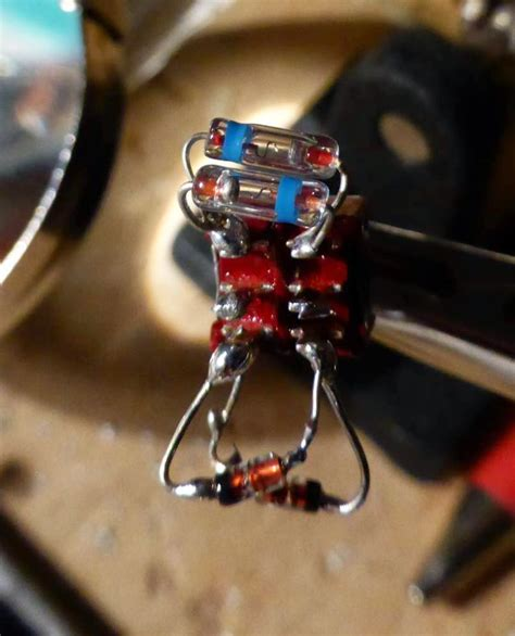 germanium diode soul food coda effects electro harmonix soul food diodes mod step by step