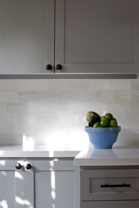 marble subway tile kitchen backsplash top 25 best matte subway tile backsplash ideas on