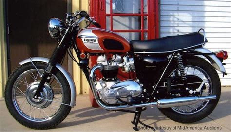johns racing cycles 1969 triumph t120r bonneville