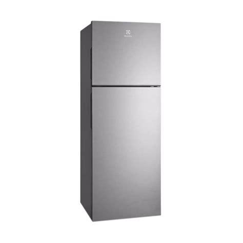 Lemari Es Electrolux 3 Pintu jual electrolux etb2302mg lemari es silver 2 pintu 230 l harga kualitas terjamin