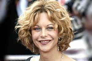 meg s hairstyles the years meg ryan with medium blonde layered haircut long side