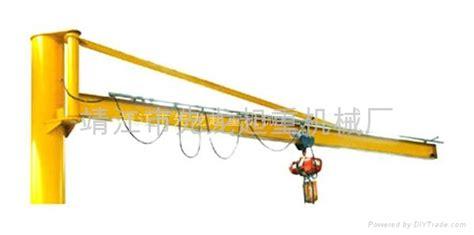 swing crane pillar swing arm crane series xianlong china