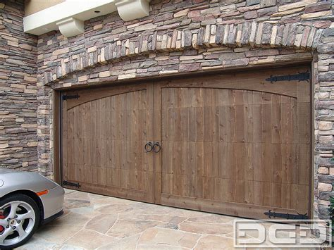 Custom Overhead Doors by California 19 Custom Architectural Garage Door