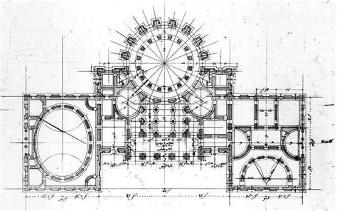 floor plan of the us capitol building stephen hallet s floor plan which was used to build the