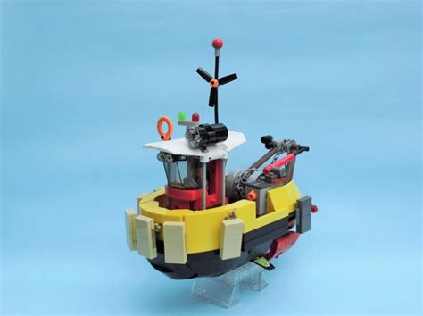 lego orca boat instructions whatever floats your boat the brothers brick lego blog