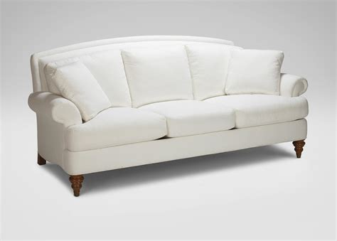 ethan allen sofas on hyde three cushion sofa ethan allen