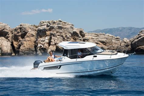 fisher boats out of business new jeanneau merry fisher 795 new power boats boats