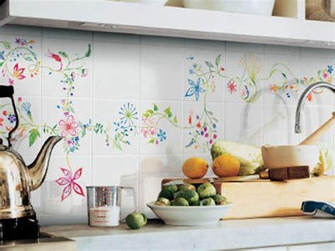 hand painted backsplash decorating ideas pinterest hand painted backsplash smith design popular modern