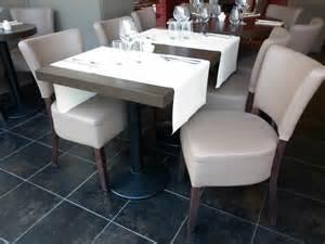 mobilier de restaurant quot le 42 quot chaise de restaurant beige