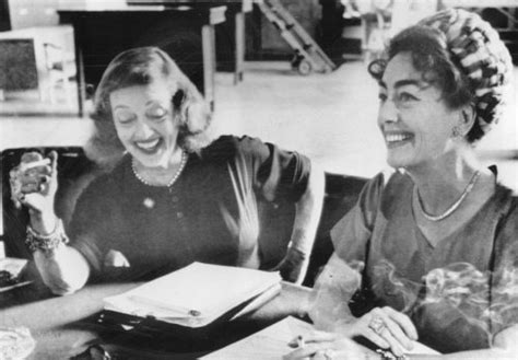 bette davis and joan crawford series meow bette davis discusses her dear colleague joan