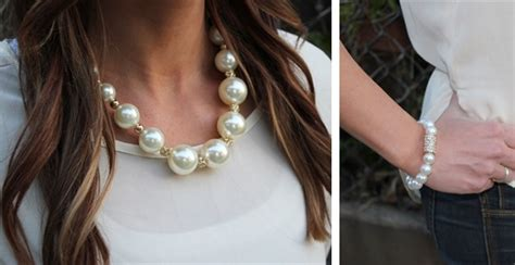 Pearl Necklace Or Bracelet   Jane