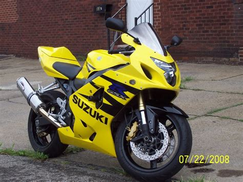 Motorcycle Suzuki For Sale For Sale Suzuki Gsx R 600 Motorcycle